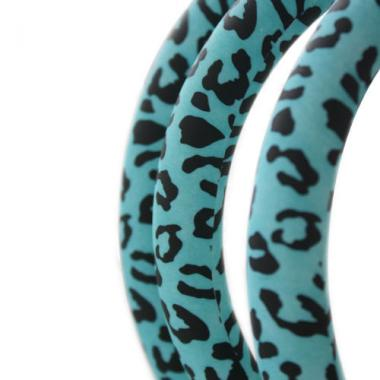 Шланг силиконовый AMY Deluxe Soft Touch camouflage Leopard