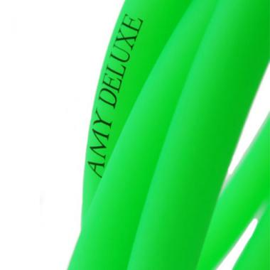 Шланг силиконовый AMY Deluxe Soft Touch Green