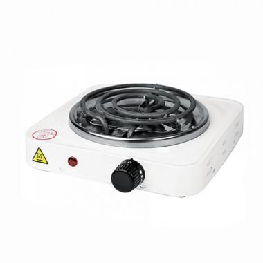 Плита для розжига угля Shisha Store White 1000W GX1010B