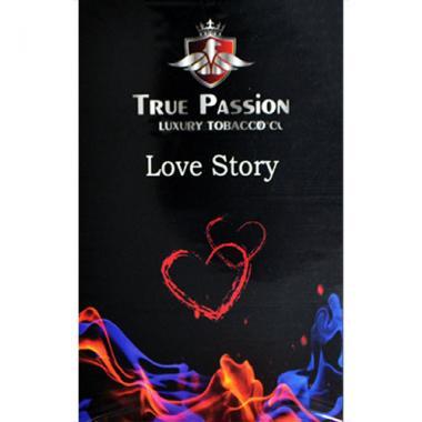 Табак Акциз TRUE PASSION Love Story 50 гр