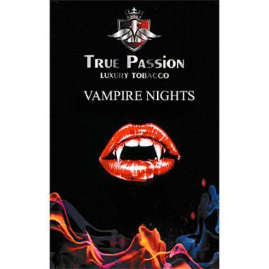 Табак Акциз TRUE PASSION Vampire Nights 50 гр