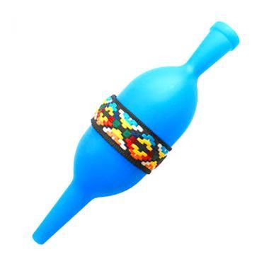 Базука для охлаждения дыма COOL BREEZE (маленькая) Lite Blue