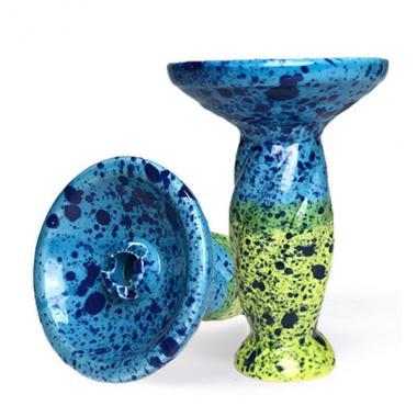 Чаша Grynbowls Spawn blue yellow