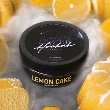 Табак 420 Lemon Cake (Лимонный Пирог) 25 гр