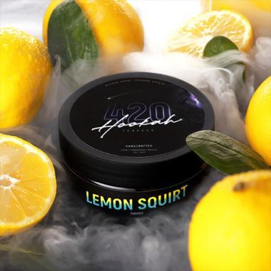 Табак 420 Lemon Squirt (Лимон) 25 гр