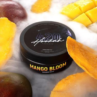Табак 420 Mango Bloom (Взрывное Манго) 25 гр
