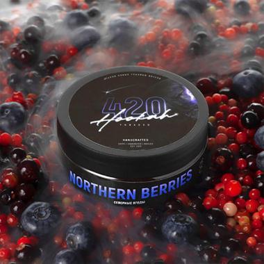 Табак 420 Northern Berries (Северные ягоды) 100 гр