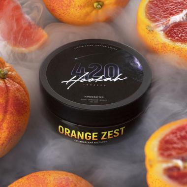 Табак 420 Orange Zest (Сицилийский Апельсин) 25 гр