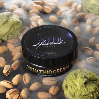 Табак 420 Pistacchio Cream (Фисташковое Мороженое) 25 гр