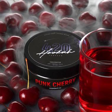 Табак 420 Punk Cherry (Вишнёвый сок) 25 гр