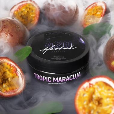 Табак 420 Tropic Maracuja (Маракуйя) 25 гр