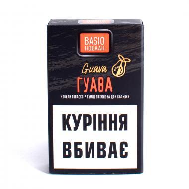 Табак акциз Basio Гуава 50 гр