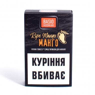 Табак акциз Basio Манго 50 гр