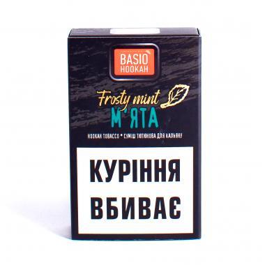 Табак акциз Basio Мята 50 гр