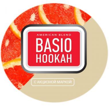 Табак акциз Basio Грейпфрут 100 гр