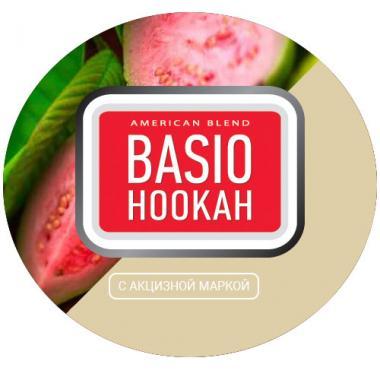 Табак акциз Basio Гуава 100 гр
