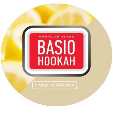 Табак акциз Basio Лимон 100 гр