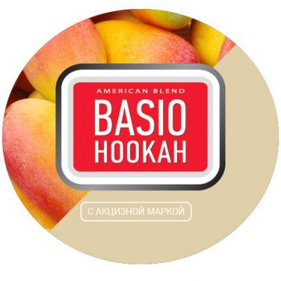 Табак акциз Basio Манго 100 гр
