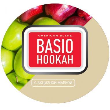Табак акциз Basio Двойное Яблоко 100 гр