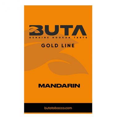 Табак Buta Gold Line Mandarin 50 gr