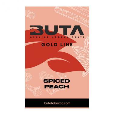 Табак Buta Gold Line Spiced peach  50 gr