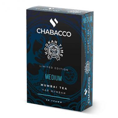 Чайная смесь Chabacco Mumbai Tea (Чай Мумбаи) medium 50г