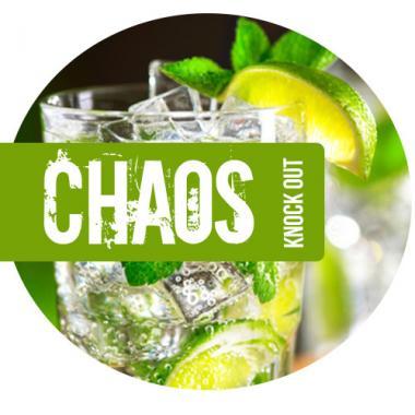 Табак Chaos Knock Out 100 гр