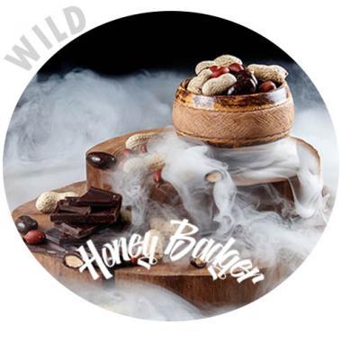 Табак Honey Badger Wild Chocolate Peanutes 40 гр