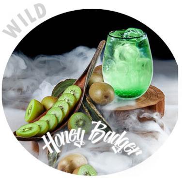 Табак HONEY BADGER Wild Kiwi 100 гр