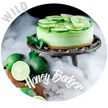 Табак HONEY BADGER Wild Lime Pie 100 гр