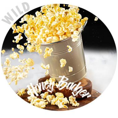 Табак АКЦИЗ Honey Badger Wild Cheese Popcorn 40 гр