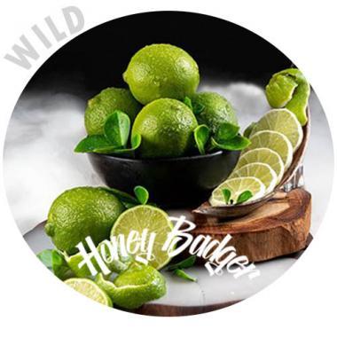 Табак Honey Badger Wild Lime 40 гр