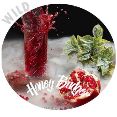 Табак HONEY BADGER Wild Pomegranate 100 гр