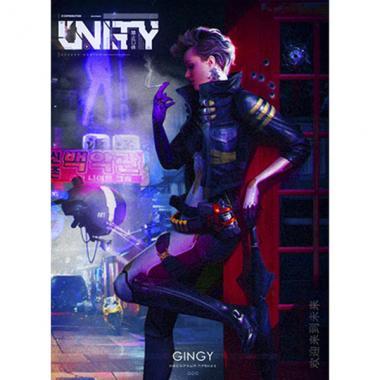 Табак Unity Gingy (Имбирный Пряник) 30 гр