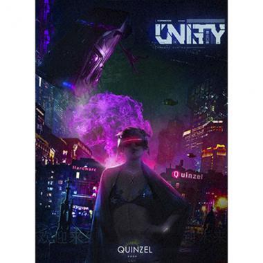 Табак Unity Quinzel (Киви) 30 гр