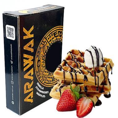 Табак Arawak Vanilla Strawberry Waffles (Ванильно Клубничные Вафли) 40 гр
