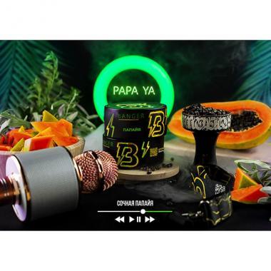 Табак Banger Papa Ya (Папайя) 100 гр