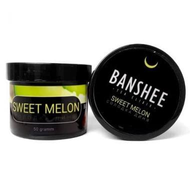 Чайная смесь Banshee Dark Line Дыня 50 гр