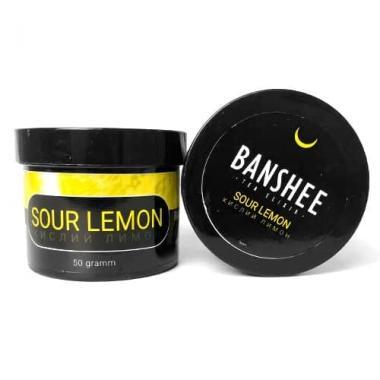 Чайная смесь Banshee Dark Line Лимон 50 гр