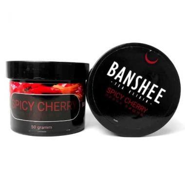 Чайная смесь Banshee Dark Line Пряная Вишня 50 гр