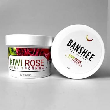 Чайная смесь Banshee Light Line Киви Роза 50 гр