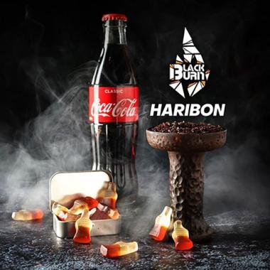 Табак Black Burn Haribon Cola (Мармеладные Мишки) 100 гр