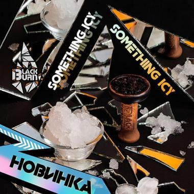 Табак Black Burn Something Icy (Что то Ледяное) 200 гр