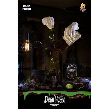 Табак Dead Horse Hell Dark Fresh (Шоколад c Мятой) 100 гр