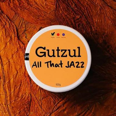 Табак Gutzul Virginia All That JAZZ (Персик Апельсин Гвоздика) 100 гр