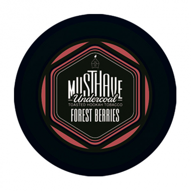 Табак АКЦИЗ Must Have Forest Berries 25 гр