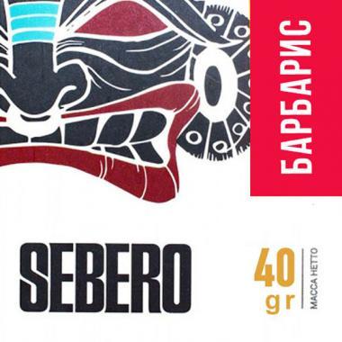 Табак Акциз Sebero Barberry (Барбарис) 40 гр