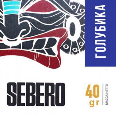 Табак Акциз Sebero Blueberry (Голубика) 40 гр