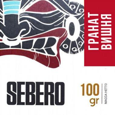 Табак Sebero Garnet Cherry (Гранат Вишня) 100 гр