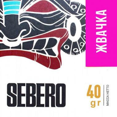Табак Акциз Sebero Bubble Gum (Жвачка) 40 гр